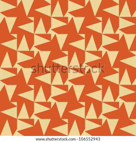 Seamless abstract texture - stock vector