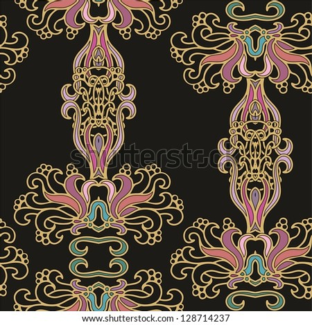 Stock images similar to id 67764784 weaving lattice in for Art nouveau decoration