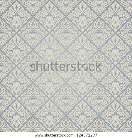 Seamless background beige color - stock vector