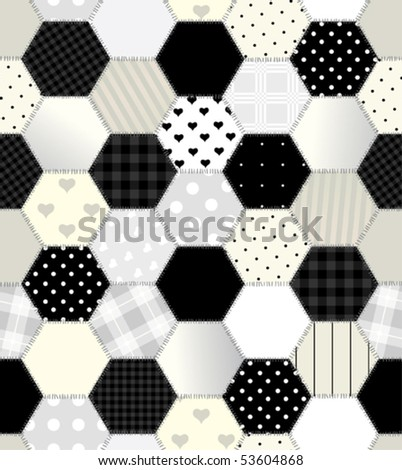 Seamless background pattern. Will tile endlessly. Illustrator 8 eps vector in CMYK. - stock vector