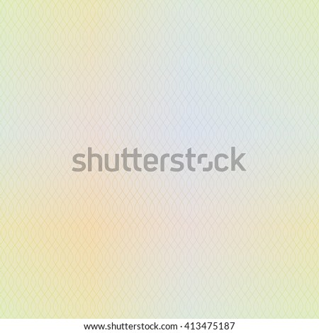 Seamless Benday for the Document or a Banknote. Transparency was used. EPS-10. - stock vector