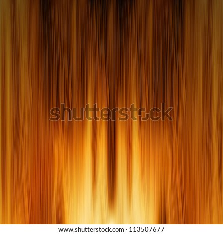 Seamless bright colorful Wood texture vector - stock vector