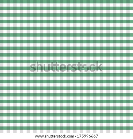 Seamless checkered line pattern - stock vector