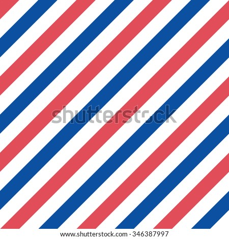 Seamless diagonal lines pattern.  - stock vector