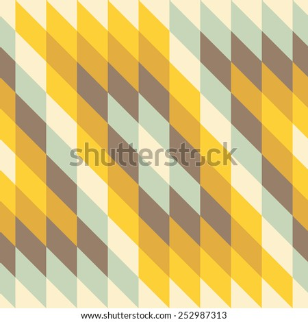 Seamless geometric background. Mosaic. Abstract vector Illustration. Can be used for wallpaper, web page background, book cover. - stock vector
