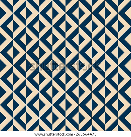 seamless geometric background of diagonal divided squares.each color in separate layer, easy to change. - stock vector