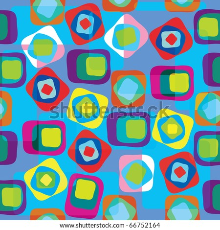 seamless geometric pattern. background - stock vector