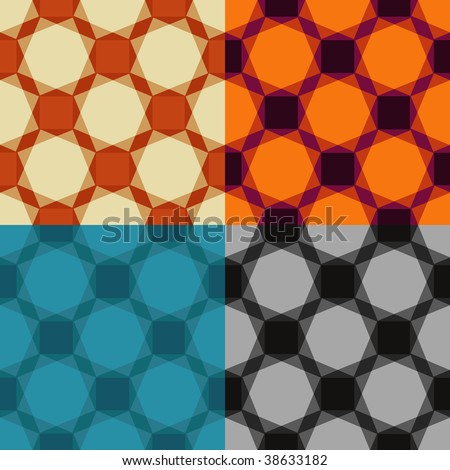 abstract geometric octagon shape - photo #10