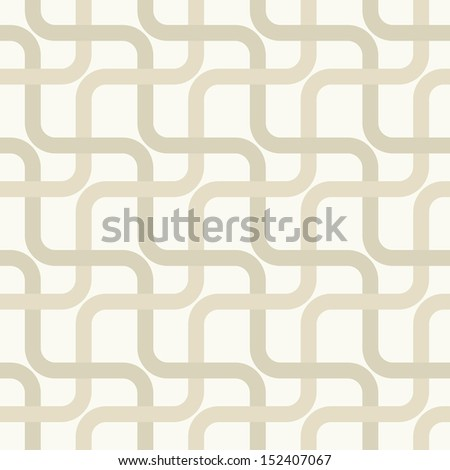Seamless geometric pattern. Vector repeating texture - stock vector