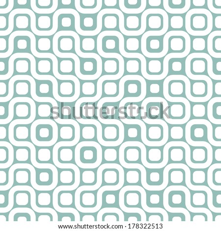 Seamless geometric pattern. Vector texture. Repeating background - stock vector