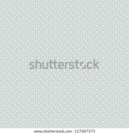 Seamless geometric pattern. Vector texture with maze and dots - stock vector