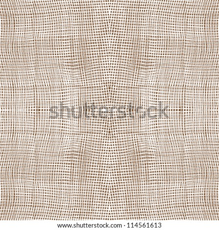 Seamless grunge cloth white texture - stock vector