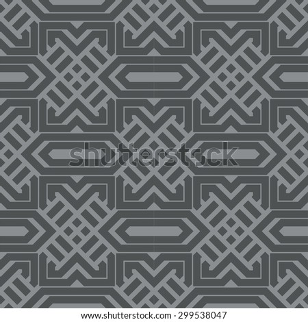 Seamless Islamic background. Vector background. - stock vector