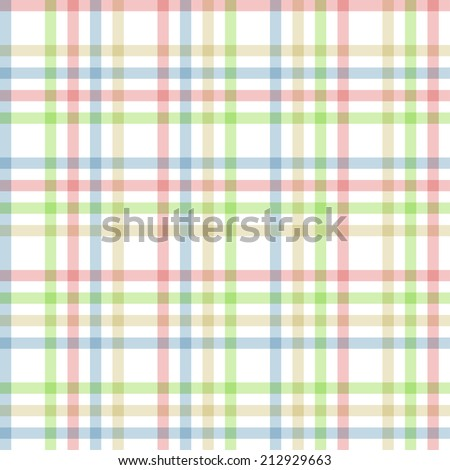 Seamless lines background - stock vector