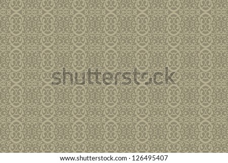 Seamless Patern Vector - stock vector