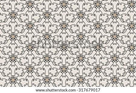 Seamless pattern. - stock vector