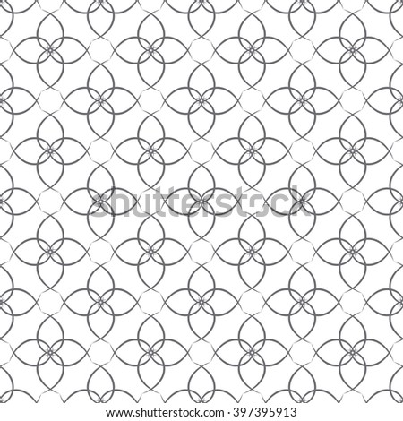 Seamless pattern. Abstract vector texture. Decorative floral pattern in baroque style. Can be used for wallpaper, textiles, wrapping paper, page fill, design, web page, background. - stock vector