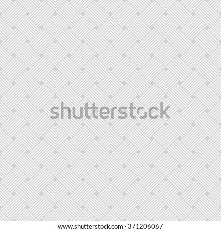 Seamless pattern. Art deco background. Simple elegant texture with thin lines. Regularly repeating geometrical ornament with intersecting lines, zigzags. Vector element of graphical design - stock vector
