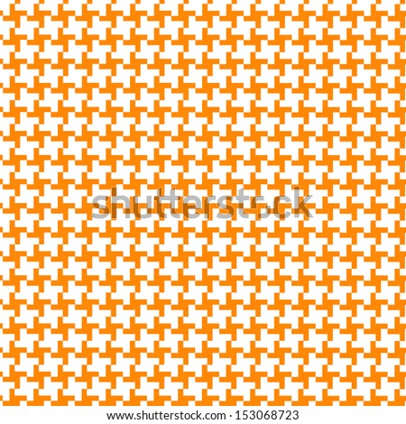 Seamless pattern background - stock vector