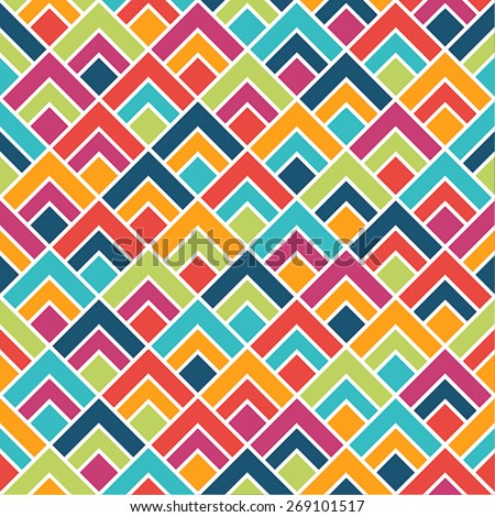 Seamless pattern background. Vector illustration. - stock vector