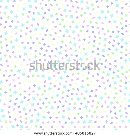 seamless pattern consisting of stars-vector illustration. Background of small stars, dense texture. Gentle pastel colors, pink purple, blue. - stock vector