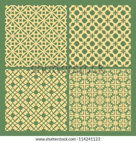 Seamless pattern for design. Vector illustration. - stock vector