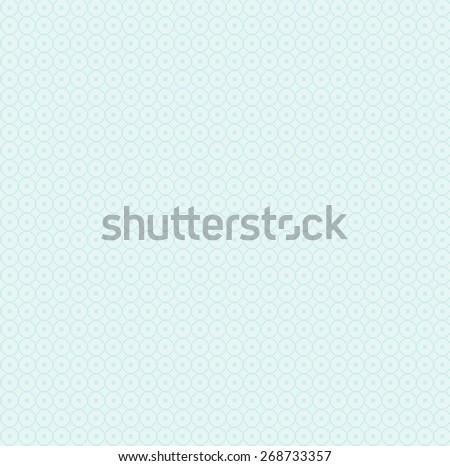 Seamless pattern pixel art background for website faint native color small parts pale blue - stock vector