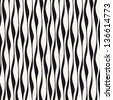 Seamless pattern. Vector abstract background. Cool striped texture - stock vector