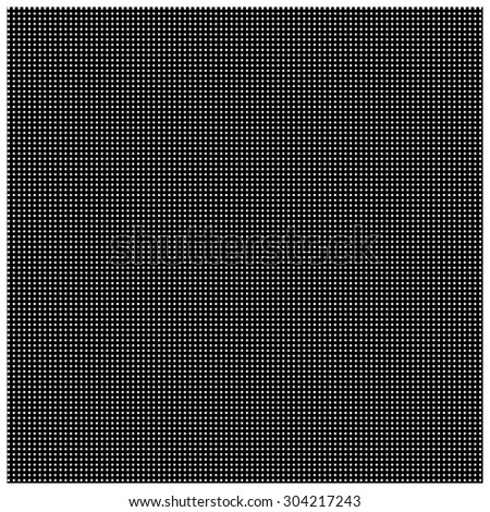 Seamless pattern. Vector abstract background. Repeating structure with small white square - stock vector