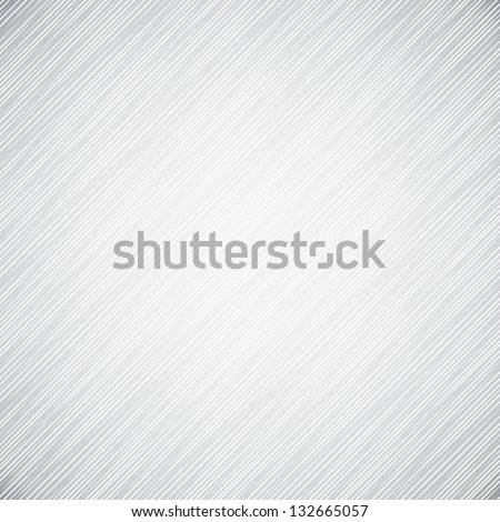 Seamless pattern. White texture with diagonal stripes. Vector background - stock vector