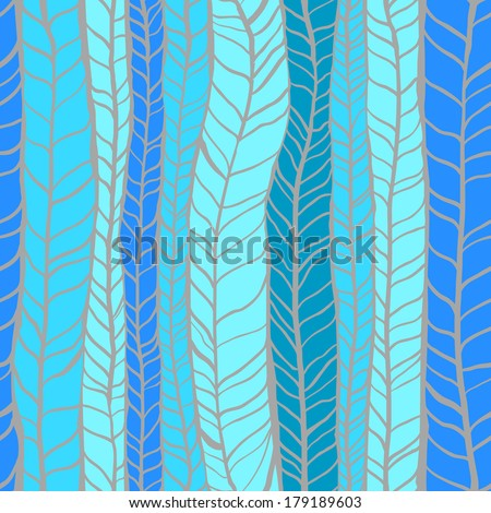 seamless pattern with lines - stock vector