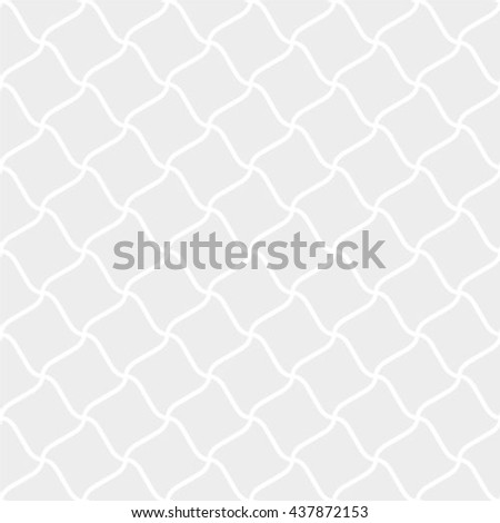 Seamless pattern with with twisted elements. Vector repeating texture. Stylish background.  - stock vector