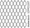 seamless rope knot pattern - stock vector