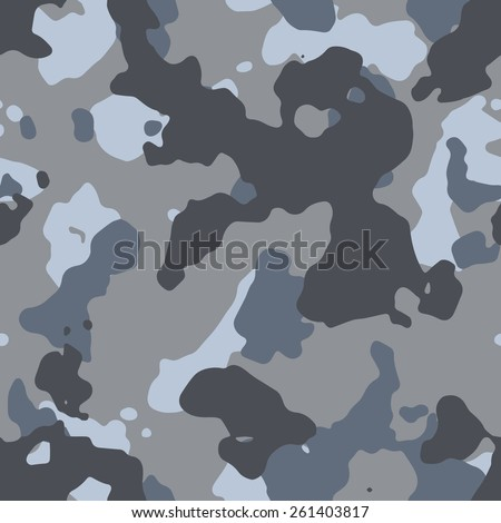 Seamless sandy camouflage pattern vector - stock vector