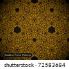 seamless vector pattern - stock vector