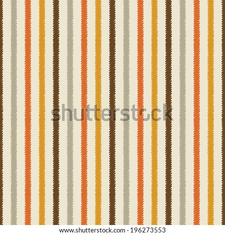 seamless vertical stripes pattern - stock vector