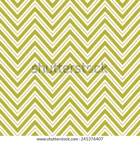 Seamless Zigzag (Chevron) - stock vector