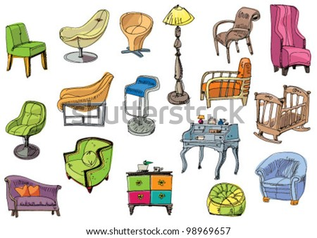 Office Interior Cartoon Stock Photos, Illustrations, and Vector Art