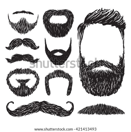 facial hair stock photos images amp pictures shutterstock