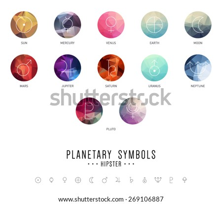 planets symbology-#27