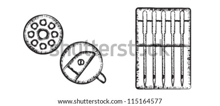 Sewing Machine Needle Clipart And Sewing Machine Needles