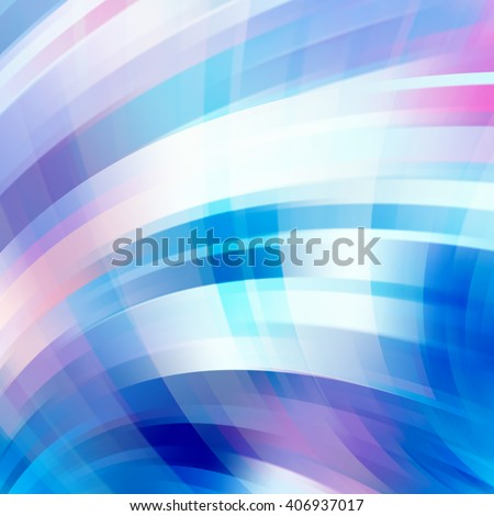 Shine glow background. Wallpaper pattern. Abstract shapes. Pink, white, blue colors.  - stock vector
