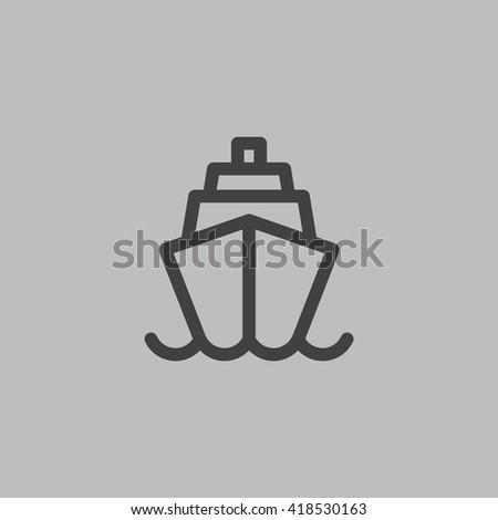 Ship icon.Ship icon Vector.Ship icon Art.Ship icon eps.Ship icon Image.Ship icon logo.Ship icon Sign.Ship icon Flat.Ship icon design.Ship icon app.Ship icon UI.icon Ship web. - stock vector