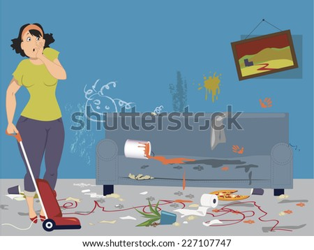 Messy Room Stock Photos Images Amp Pictures Shutterstock
