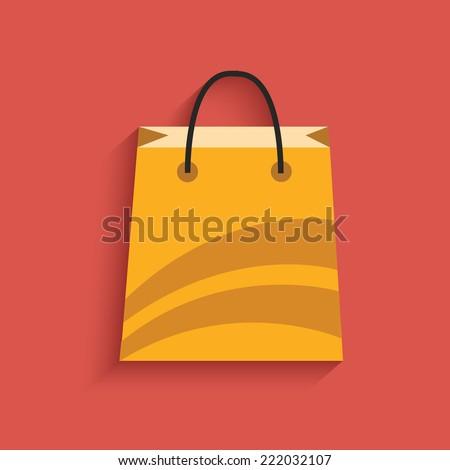 Shopping design,clean vector - stock vector