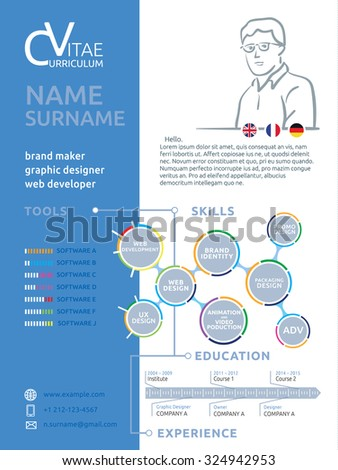 short resume template