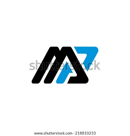 letter M and P Branding Identity Corporate vector logo design template ...