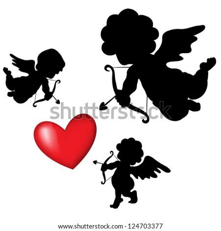 free valentine's day psd flyer