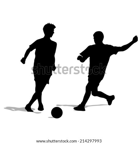 Soccer Ball Silhouette Vector Free Soccer Ball Silhouette Vector