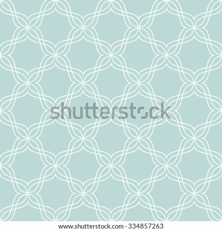 Simple elegant seamless pattern. Vector background - stock vector